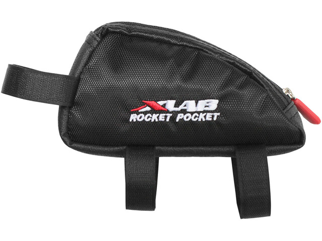 XLAB Rocket Pocket Frame Bag schwarz